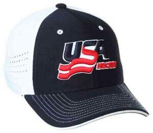 USA United States Zephyr Cap Flat Brim Snapback Backdrop Hat World Cup Soccer