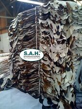 NEW LARGE Cowhide Rug Wholesale S.A.H Cowhide Rugs Value Combo Sets 3 TRICOLOR