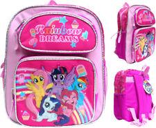 "My Little Pony 12"" Toddler School Backpack Girl's Book Bag"