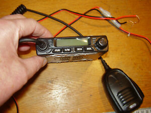 CRT Space-V VHF FM Micro Transceiver for Ham Radio (CRTV/1)