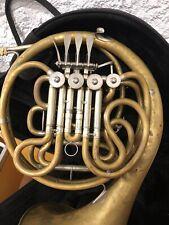 Yamaha French Horn - 667 Raw Brass.