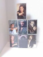 7 Michael Bolton Cassette Tapes - Timeless (Classics) & Much More