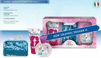 Disney Frozen Gift Set Perfume EDT 50 ml Bubble Bath Clutch Bag For Kids