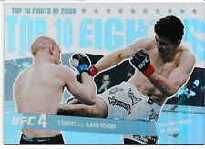 Carlos Condit Martin Kampmann 2010 Topps UFC Main Event Top 10 Fights Of 2009 10
