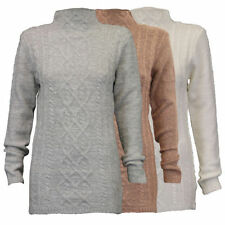 Acrylic Winter Long Jumpers & Cardigans for Women