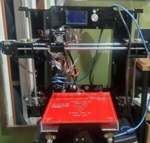 Reprap Prusa i3 3D Printer Anet V1.0 Board (Shipped Fully Assembled)
