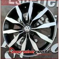 F893 BD KIT 4 CERCHI IN LEGA DA 17 X VW POLO 9N 6R GTI TSI MADE IN ITALY 5x100 *