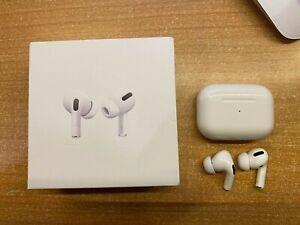 Apple AirPods Pro cuffie in-ear wireless bianche