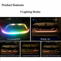 "48"" Car Trunk LED Strip Light Tailgate Turn Signal Reverse Brake Indicator Light"