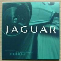JAGUAR XKR SPECIAL EDITION Car Press Media Pack CD 2010