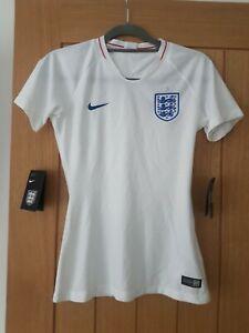 Ladies England Top T Shirt Size Xs