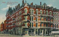 SANDUSKY OH – The Sloane House - 1912
