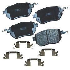 Disc Brake Pad Set-Stop Ceramic Brake Pad Front Bendix SBC969