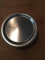 NEW Bulk 100 Gold Regular Mouth BPA Free Preserving Canning Seal Jar Lids
