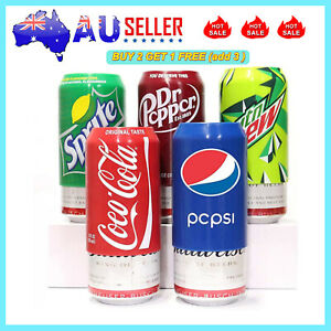 2/5XHide A Beer Can Cover Bottle Sleeve Case Cola Cup Cover Bottle Hide Beverage