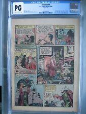 Batman #1 DC Comics 1940 CGC PG **1st app Joker & Cat (Catwoman)** Page 10 Only