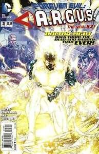 Forever Evil A.R.G.U.S #6: The New 52 (DC Comics)