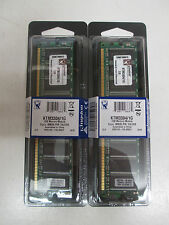 2GB Kingston KTM3304/1G 2 x 1 GB DDR RAM 266 MHz DIMM 184-pin Desktop PC Module