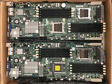 Lot of 2 Amibios Dual Socket Motherboards 786Q 2000 American Megatrends MegaRAC