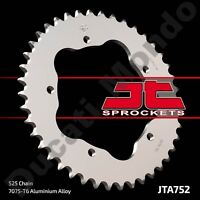 Rear sprocket 40 tooth JT alloy 525 for Ducati 848 916 996 998 HYM MTS Monster
