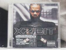 XZIBIT - MAN VS MACHINE - 2 X CD NM / VG+