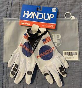 NEW Handup Summer Lite Glove - NASA Summer Full Finger Send It XXS