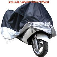 Motorcycle Motor Bike Scooter Waterproof UV For Kawasaki ZX-6R ZX-10R NINJA 250