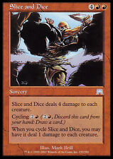 MTG 2x SLICE AND DICE EXC - FARE A FETTE - ONS - MAGIC