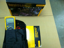 Fluke 233 / AKIT MultiMeter Tru RMS with Removable Head and Accessories