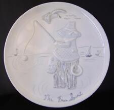 Byron Molds 1975 The Free Spirit Display Plate