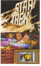 STAR TREK 1966 promo pics Leonard Nimoy William Shatner