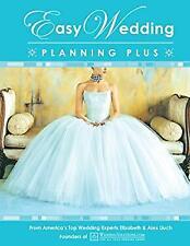 Easy Wedding Planning Plus Paperback Elizabeth Lluch