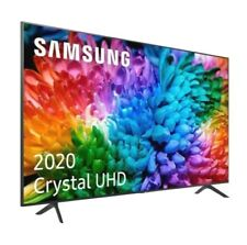 Samsung Crystal UHD 2020 Smart TV De 55 Pulgadas Con Resolución 4K Puro...