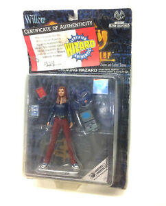 """Buffy the Vampire Slayer WILLOW 6"""" Figure toy Wizard Exclusive Signed box"""