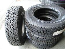 4 New P 245/75R17 Goodyear Wrangler Silentarmor Tires 2457517 75 75R R17 WL Jeep