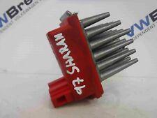 Volkswagen Sharan 1995-2000 Heater Blower Fan Resistor 357907521