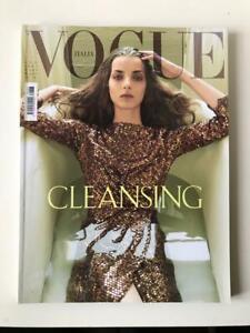 Vogue Italia Luglio 2007 Rehab by Steven Meisel DENISA DVORAKOVA