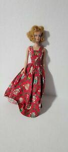 1962 Mattel Midge 860 Blonde Barbie's Best Friend Doll (K1)