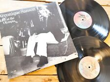 VERONIQUE SANSON LIVE AT THE OLYMPIA 2 LP 33T VINYLE EX COVER EX ORIGINAL 1976