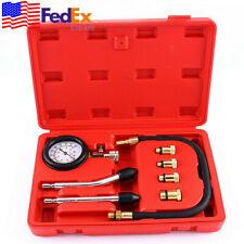 Motor Auto Petrol Gas Engine Cylinder Compression Pressure Gauge Tester Tool-USA