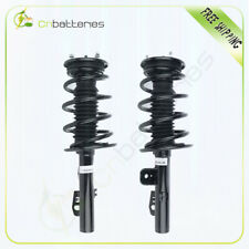 2 Pair For Ford Taurus 2010 11 2012 Front L+R Quick Complete Struts w/ Springs