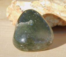 Smoky Quartz Crystal LODOLITE With Green Chlorite & Black Tourmaline for Healing