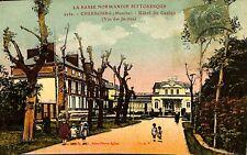 025 830 - CPA - France - (50) Manche - Cherbourg - Hôtel du Casino