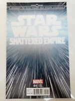 STAR WARS: SHATTERED EMPIRE #1 JOURNEY TO THE FORCE AWAKENS VARIANT COVER