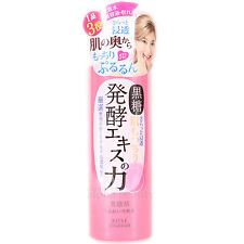 Kose Japan Black Sugar Ferment Extract 3-in-1 Moisture Lotion (180ml/6 fl.oz.)