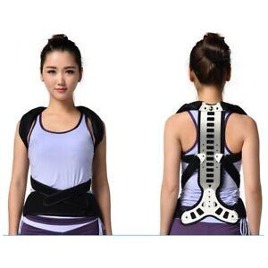 Posture Corrector Back Support Comfortable Back And Shoulder Brace For Men G3D7