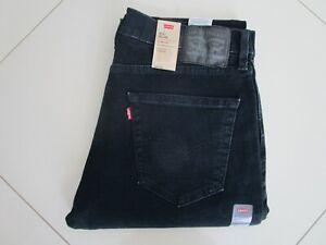 Men's Levi's 511 Slim Fit Deep Dark Blue Stretch Jeans 0415503319 Size: 36 x 32