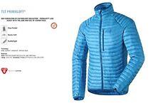 NEW Dynafit TLT Primaloft Blue Mens Medium Insulator Ski Jacket Msrp$230
