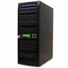 SySTOR 1-7 USB Memory Drive to MDISC CD DVD Duplicator Copier