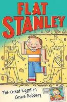 The Great Egyptian Grave Robbery (Flat Stanley) by , NEW Book, FREE & FAST Deliv